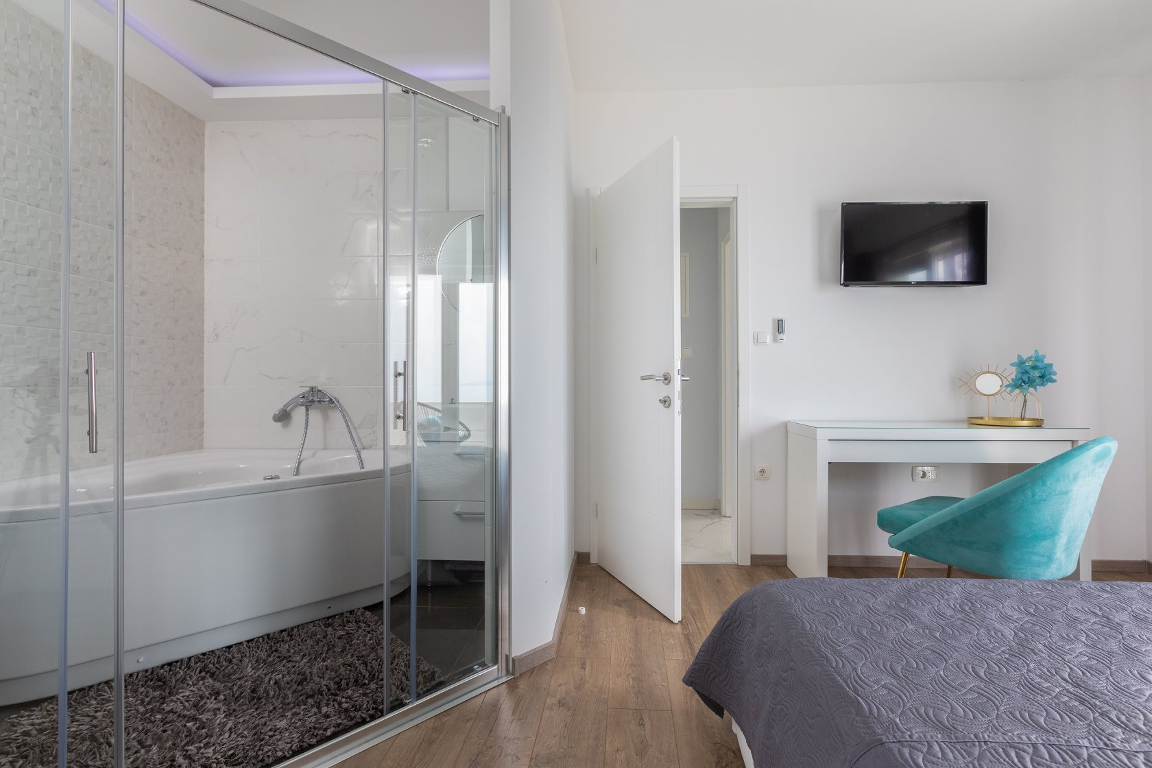 Soba s kupaonicom