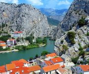 Omis and Cetina half day trip