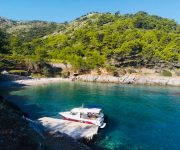 Boat excursion islands Makarska riviera