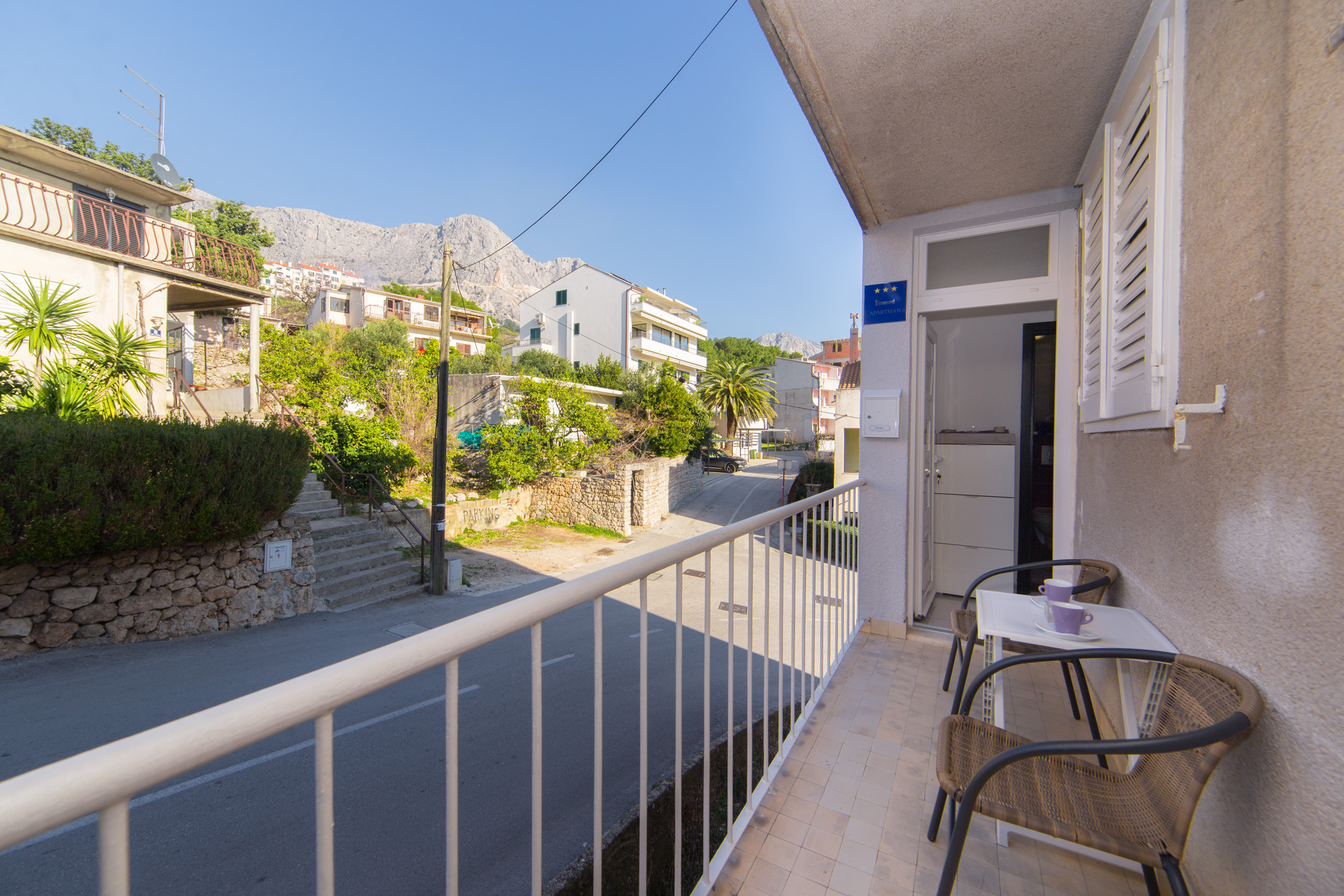 Apartment in Podgora